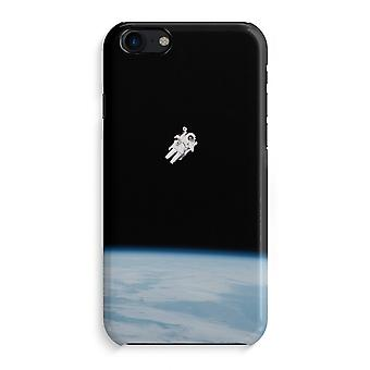 iPhone 7 Full Print Case (Glossy) - Alone in Space