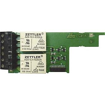 Wachendorff PAXCDS10 Relay card 2 relays, Compatible with (details) PAXD/PAXI-series PAXCDS10