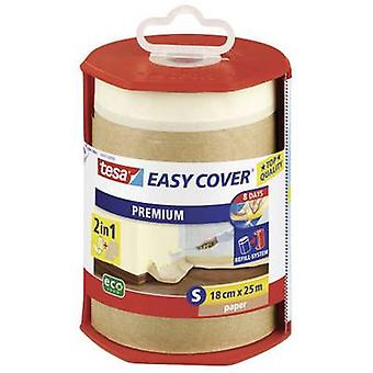 TESA Easy Cover® Premium 25 m x 18 cm dispensador de papel llenada de