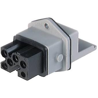 Mains connector Series (mains connectors) STAKEI Socket, vertical vertical