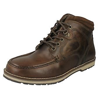 Mens Red Tape Casual Lace Up Boots Nore