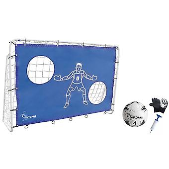 Outgame soccer 183x122cm Complete