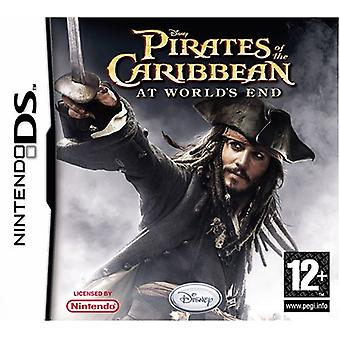Pirates Of The Caribbean At Worlds End (Nintendo DS)