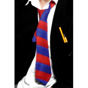 School ex aequo - Blue & rood (aantal 1)
