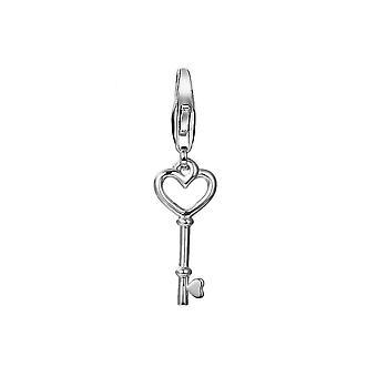 Esprit Anhänger Charms Silber Heart Key ESCH91500A000