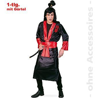 Shogun costume men's Japanese Samurai swordsman Mr costume