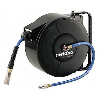 Carrete de manguera de aire 8 m 15 bar Metabo SA 250