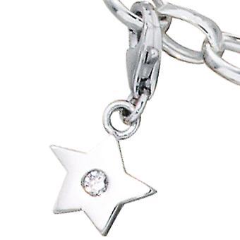 Zilveren Zirkonia CHERUBINA charme charmes Hangers