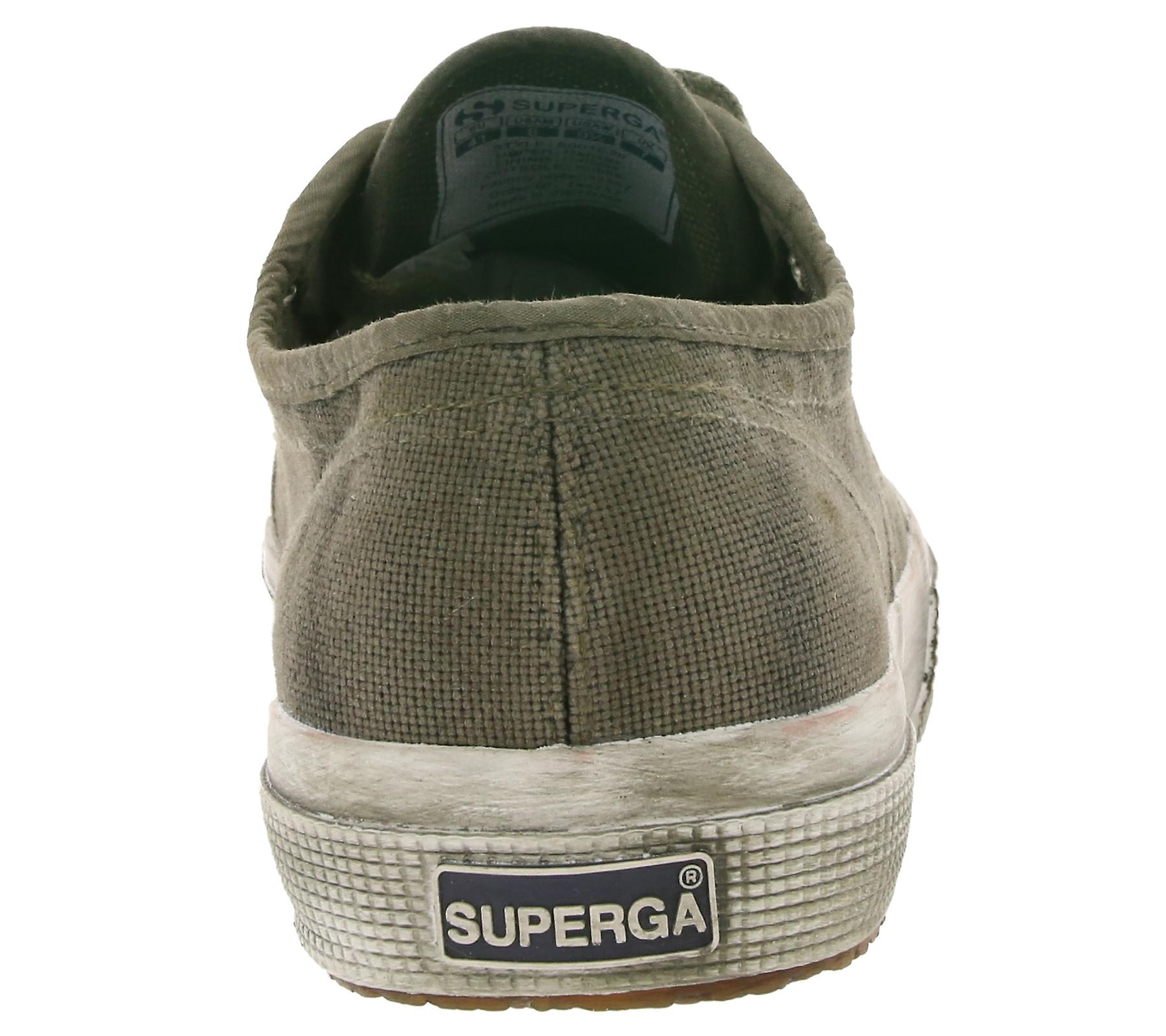 in Brown sneakers SUPERGA look faded a Ofq5xSxw87