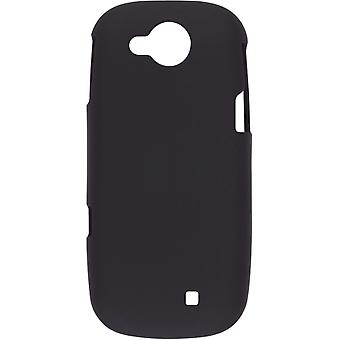 Wireless Solutions Color Click Snap On Case for Dell Aero - Black