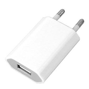 Stuff Certified ® 2-Pack iPhone / iPad / iPod Plug Wall Charger Charger USB AC Home White