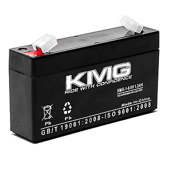 KMG 6V 1.2Ah Replacement Battery for POWERCELL PC613