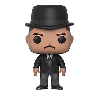 James Bond pop! Vinyl figure 520 oddjob made of plastic, Funko, in gift box.