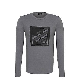 Armani EA7 Mens Long Sleeve T-Shirt