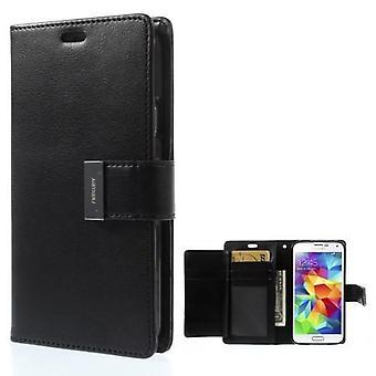 Mercury GOOSPERY Rich Diary to Samsung Galaxy S5