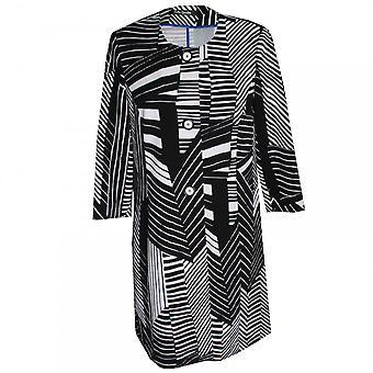 Betty Barclay Women's 3/4 Sleeve Long Jacket