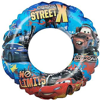 Disney Cars Street X Simring Inflatable 3-6years