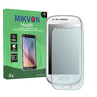 Samsung I8190 Galaxy S3 mini Screen Protector - Mikvon Health (Retail Package with accessories) (reduced foil)