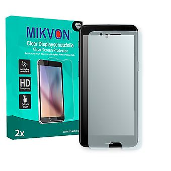 OnePlus 5 Screen Protector - Mikvon Clear (Retail Package with accessories) (reduced foil)