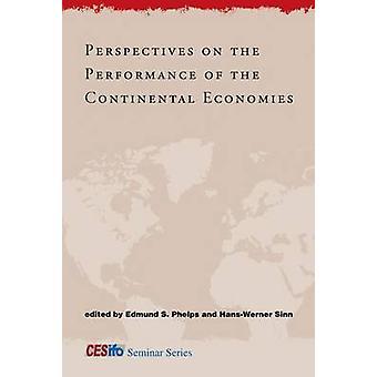 Perspectives sur la Performance de l'économie continentale par Jean Denis