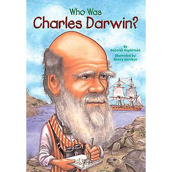 Vem var Charles Darwin? av Deborah Hopkinson - 9780448437644 bok