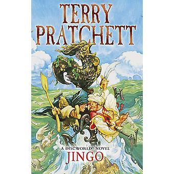 Jingo - (Discworld roman 21) door Terry Pratchett - 9780552167598 boek