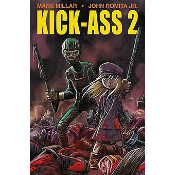 Kick-Ass 2 by Mark Millar - John Romita - 9780857687869 Book