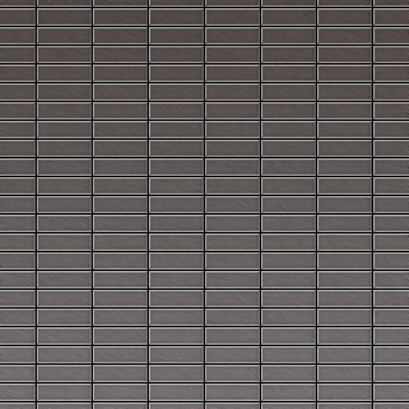 Mosaïque en métal massif Titane ALLOY Cabin-Ti-SB