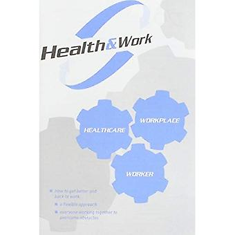 Health & work: [employees booklet], [pack of 10 booklets]