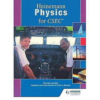 Heinemann fysik for CXC