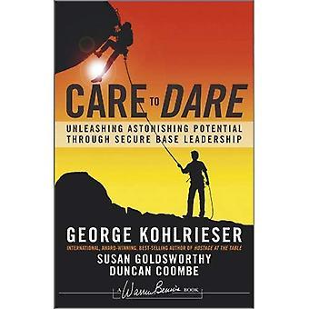 O cuidado de Dare: desencadeando surpreendente potencial através de uma liderança de Base segura