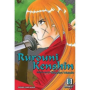 Rurouni Kenshin, Vol. 8 (Vizbig Edition) (Rurouni Kenshin Vizbig Edition)