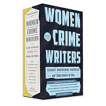 Women Crime Writers: Eight Suspense Novels of the 1940s & 50s (Library of America)