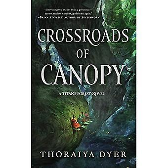 Korsningen av trädkronorna: Titan's Forest roman