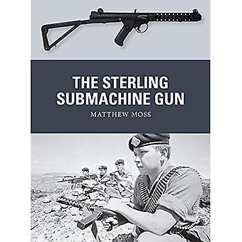 Le pistolet mitrailleur Sterling (arme)