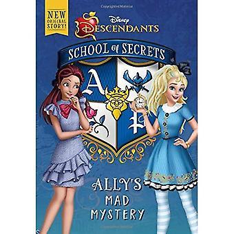 School of Secrets: Ally's Mad Mystery (Disney Descendants) Book III [Board book]