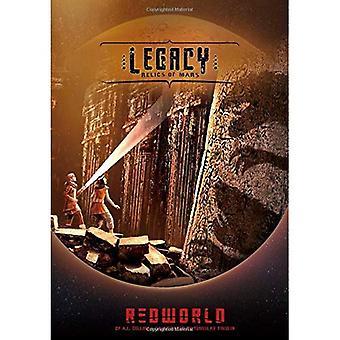 Legacy: Relics of Mars (Redworld)