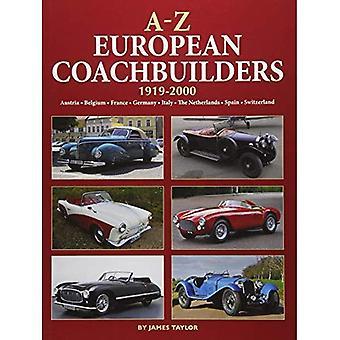 A-Z of European Coachbuilders