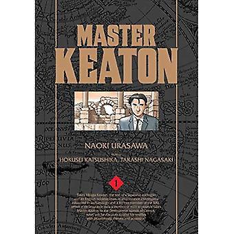 URASAWA MASTER KEATON GN VOL 01