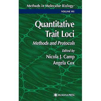 Locus de caractères quantitatifs méthodes et protocoles de Camp & Nicola J.