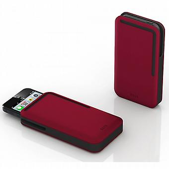 Dosh Syncro iPhone 5/5S monedero - terciopelo