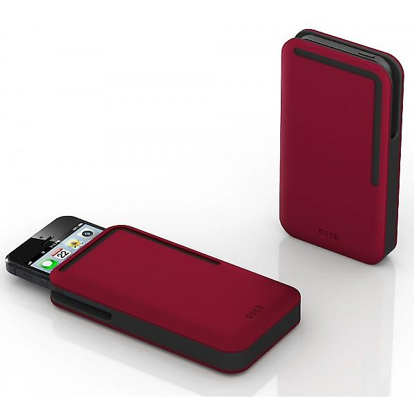 Dosh Syncro iPhone 5/5S Wallet - Velour