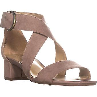 Naturalizer Womens Amelia Open Toe Casual Strappy Sandals