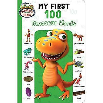 Min första 100 dinosaurie ord (Dinosaur Train) [styrelse bok]