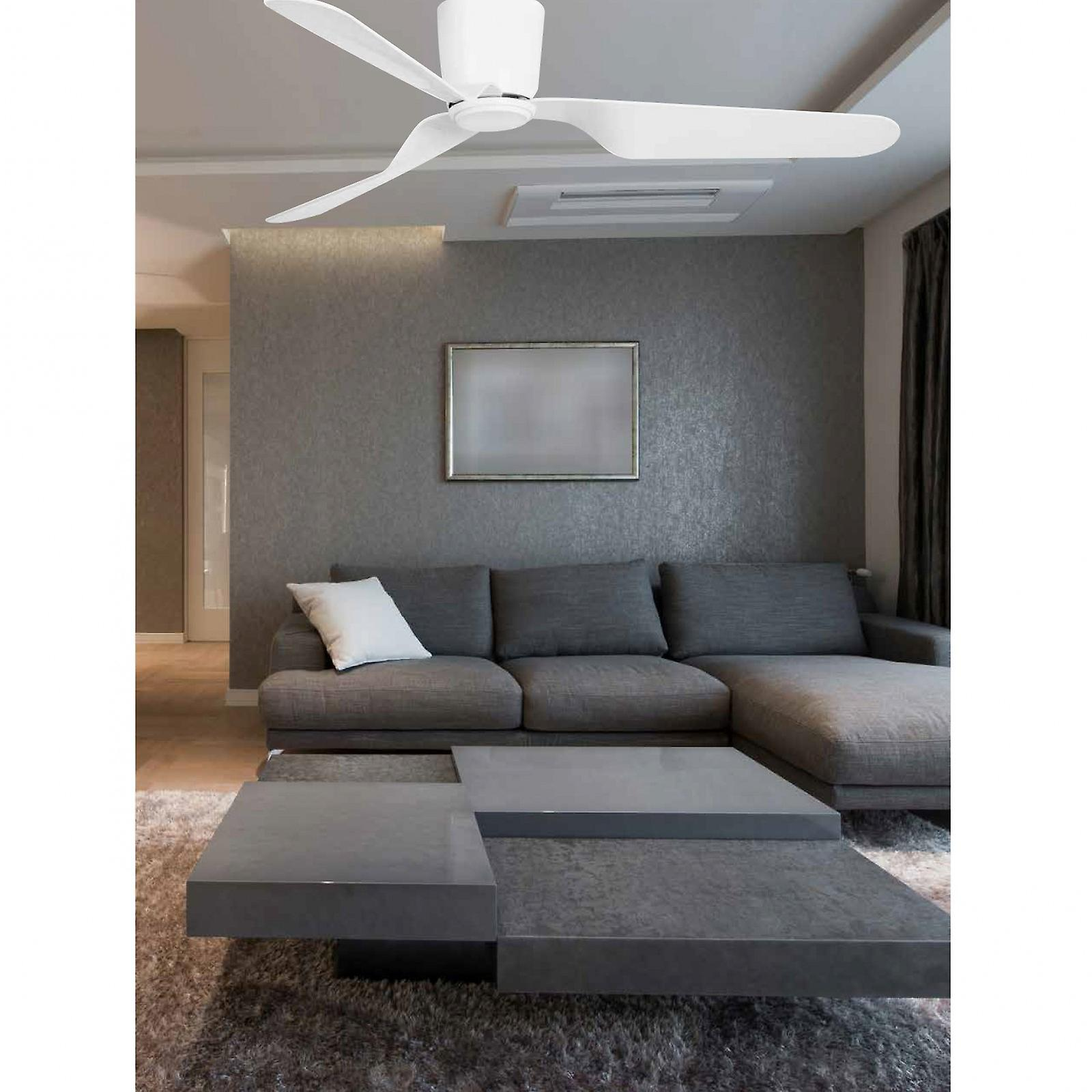 DC ceiling fan Pemba White with Remote Control