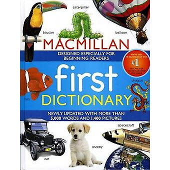 MacMillan First Dictionary by Simon & Schuster - 9781416950431 Book