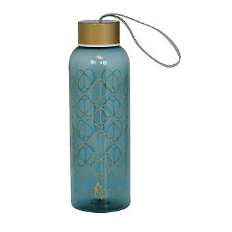 Beau and Elliot Drinks Bottle with Strap, Teal
