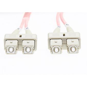 Sc-Sc Om4 Multimode Fibre Optic Cable