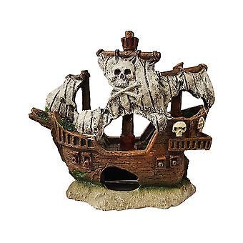 Betta Choice Piraten Schiffbruch