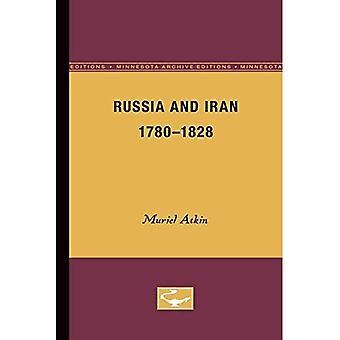 Russie et Iran, 1780-1828 (Minnesota Archive Editions)